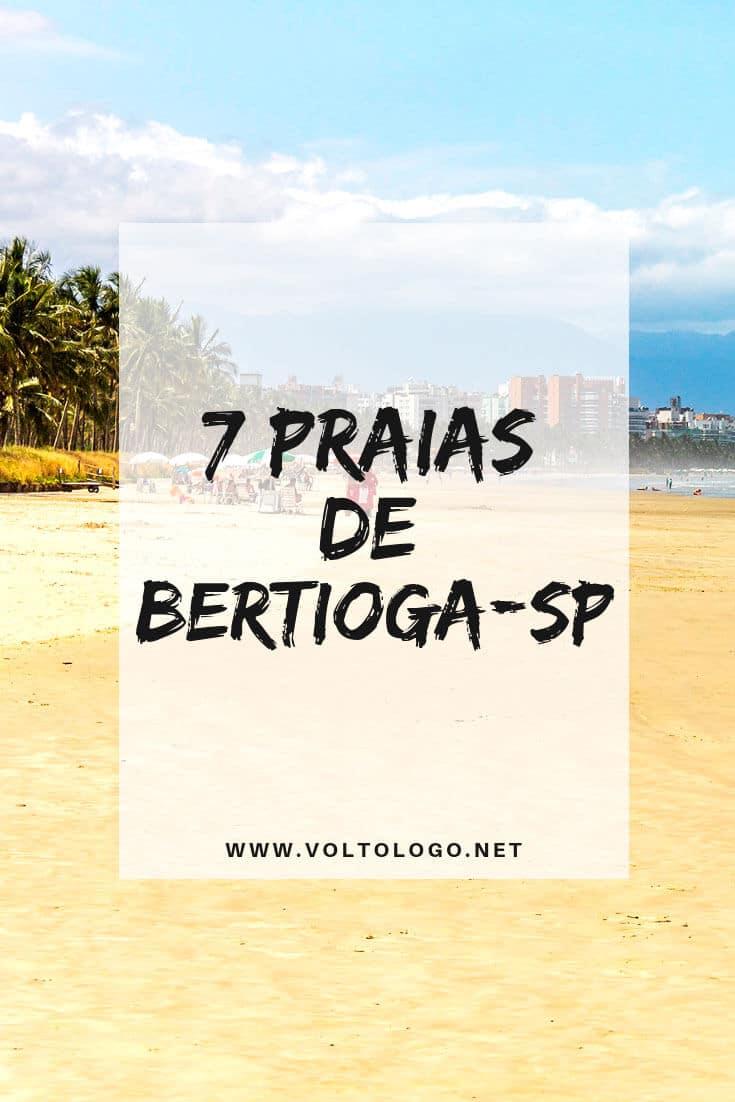Bertioga, em São Paulo: Descubra quais são as principais praias da cidade e quais podem te agradar mais. (Praia da Enseada, Praia Vista Linda, Praia do Indaiá, Praia de São Lourenço, Praia de Itaguaré e Praia da Boracéia).