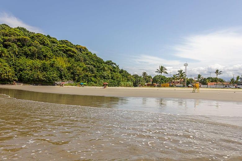 Praia do Indaiá - Bertioga