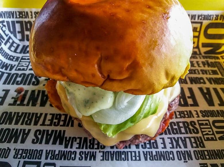 hamburgueria em Bertioga