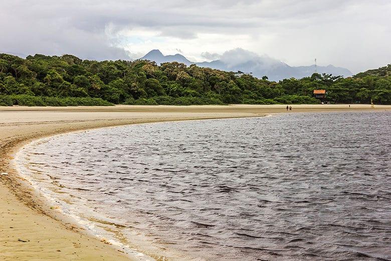 Praia de Itaguaré - Bertioga