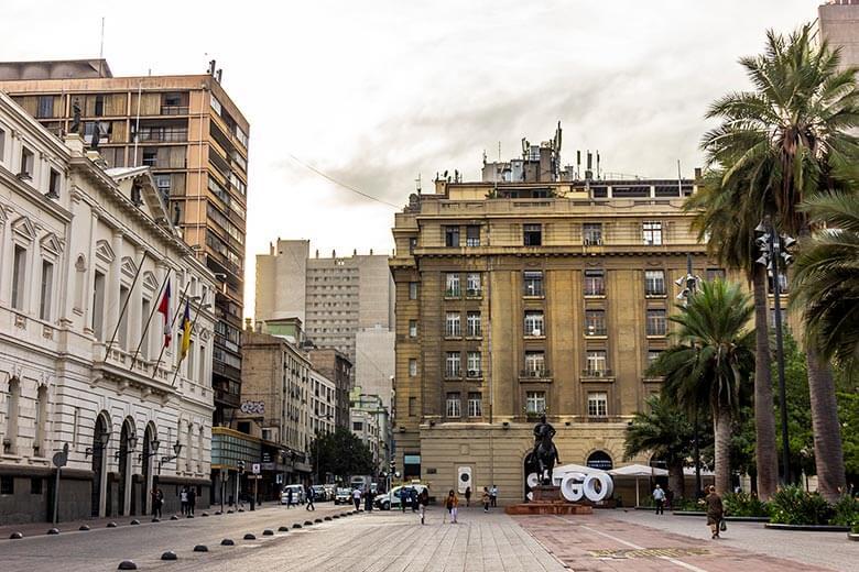 dicas de segurança em Santiago