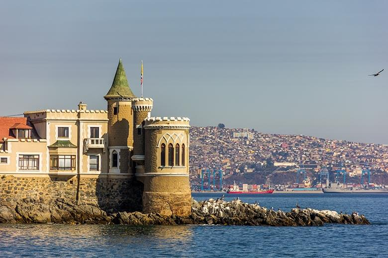pontos turísticos em Viña del Mar