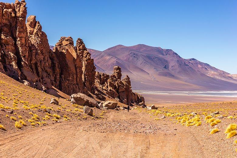 Catedrales no Deserto do Atacama