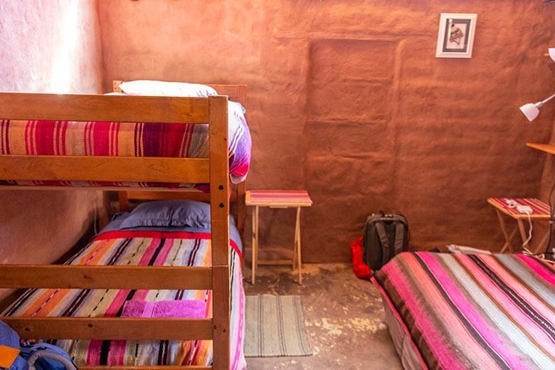 hostels baratos em San Pedro de Atacama