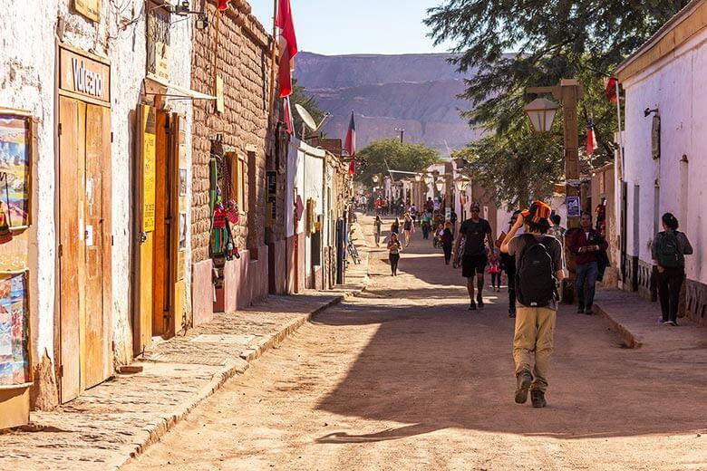 hostels na Rua Caracoles no Atacama