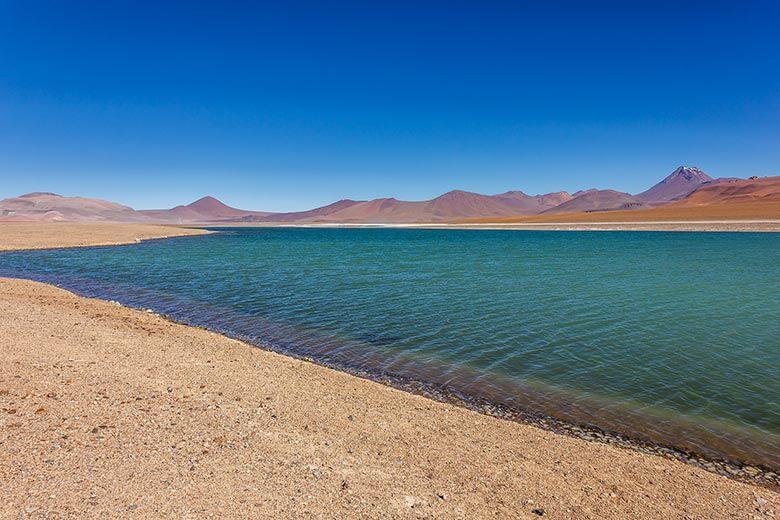 Laguna Diamante Atacama