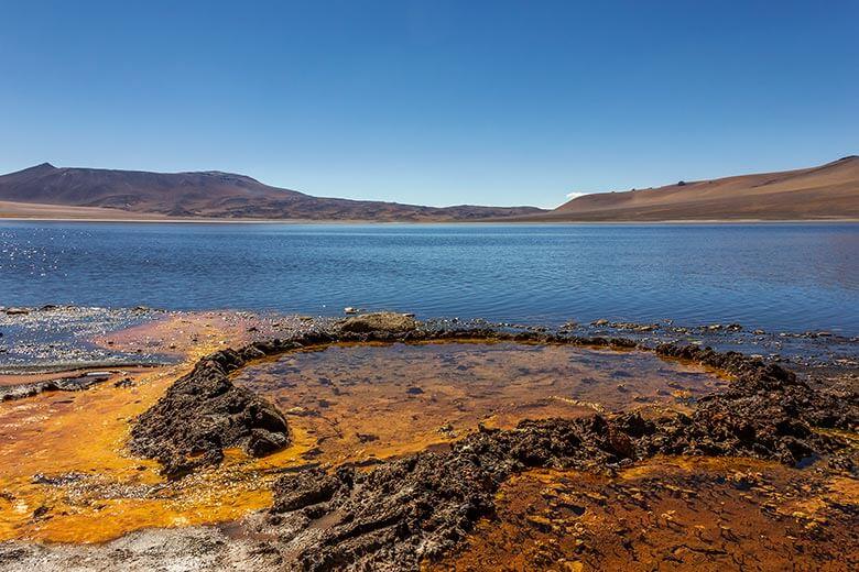 Laguna Negra - Passeio Salar de Tara