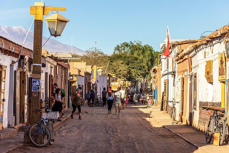 hospedagem barata em San Pedro de Atacama, no Chile