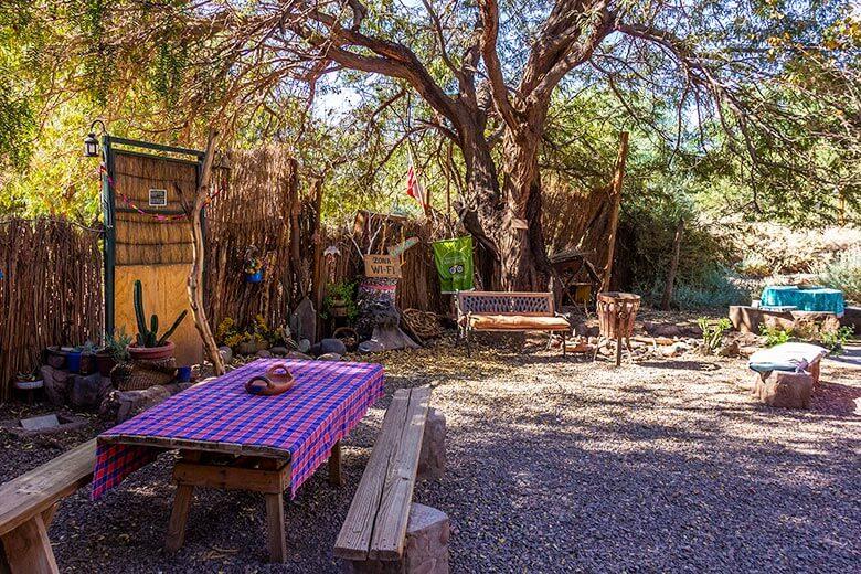 lugares baratos para ficar em San Pedro de Atacama