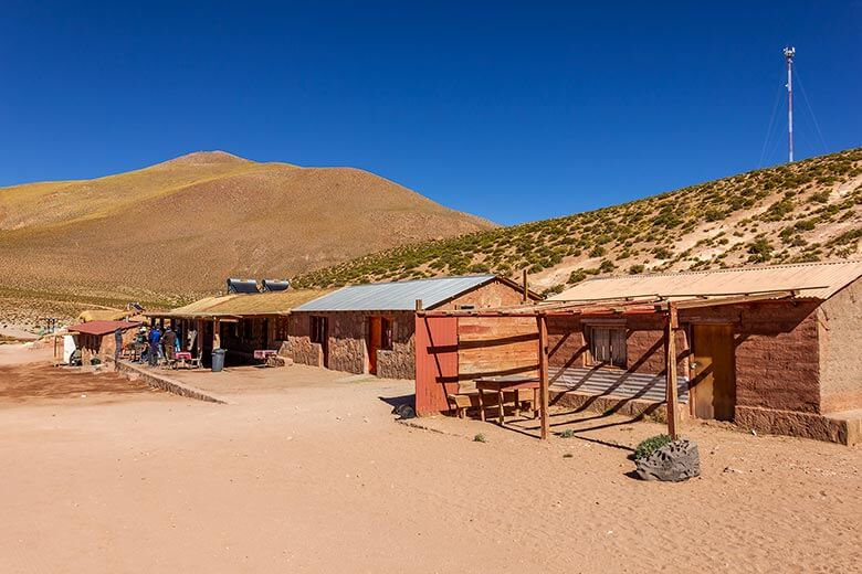Pueblo de Machuca Deserto do Atacama