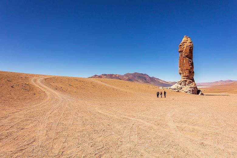 Monje de la Pacana - Deserto do Atacama