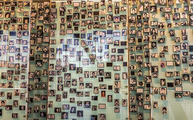 Museo de la Memoria y los Derechos Humanos em Santiago