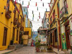 dicas do que fazer em Valparaíso, no Chile.