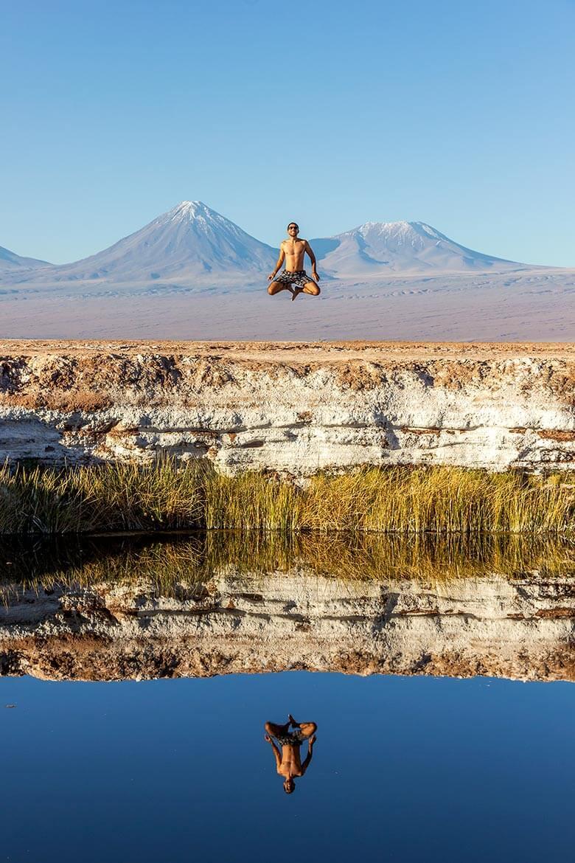 Ojos del Salar no Deserto do Atacama - dicas