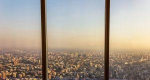 dicas de onde ficar em Santiago , Chile