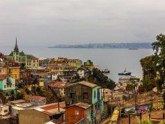 onde ficar em Valparaíso no Chile - dicas