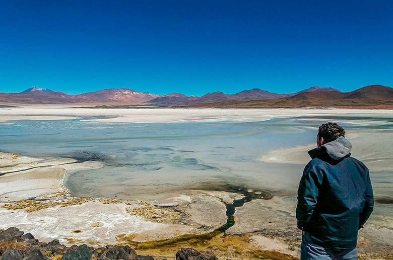 passeio de Piedras Rojas no Atacama