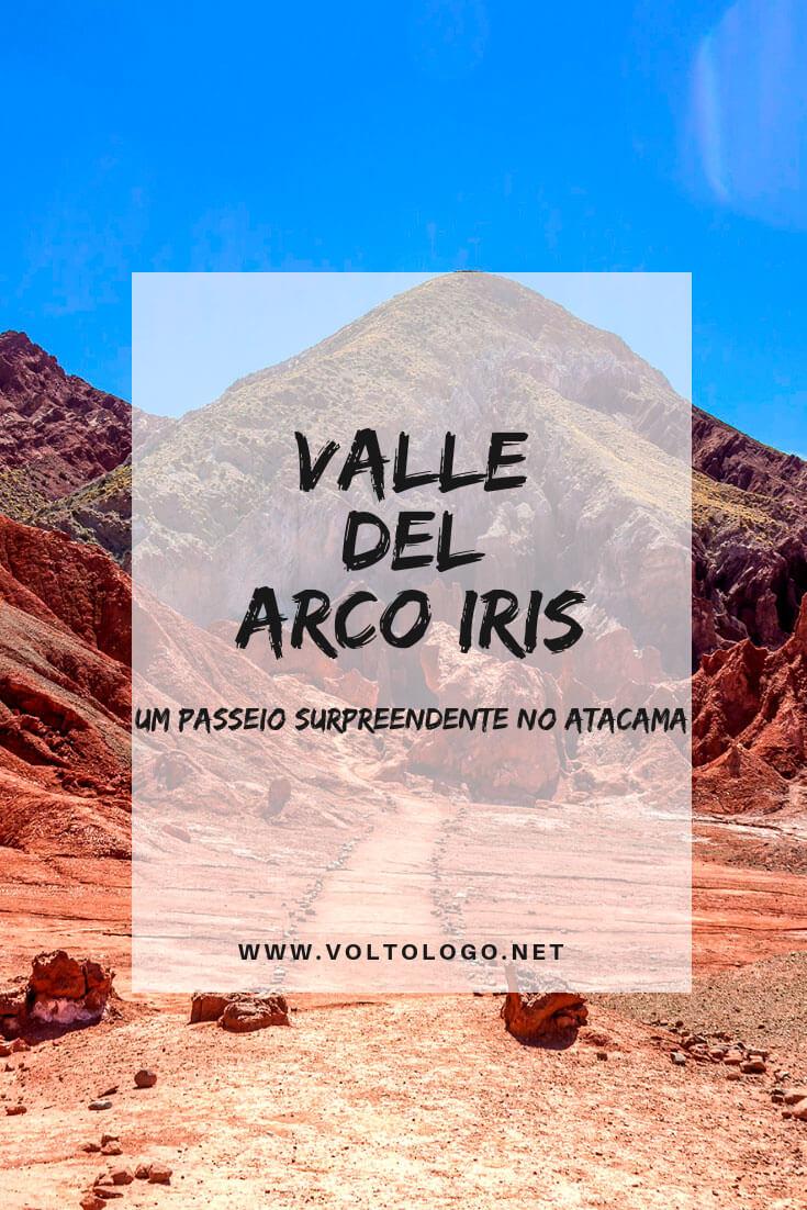 Valle del Arco Iris, no Deserto do Atacama: Descubra a verdade sobre um dos passeios mais subestimados e surpreendentes do deserto.