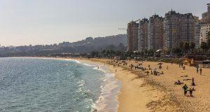 melhores praias em Viña del Mar