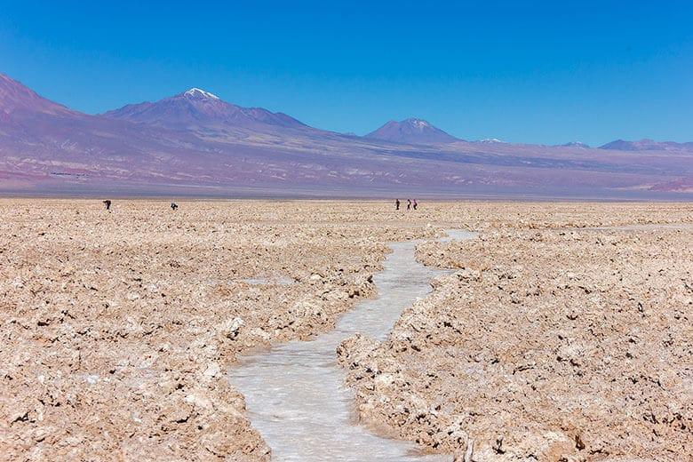 passeio pelo Salar do Atacama