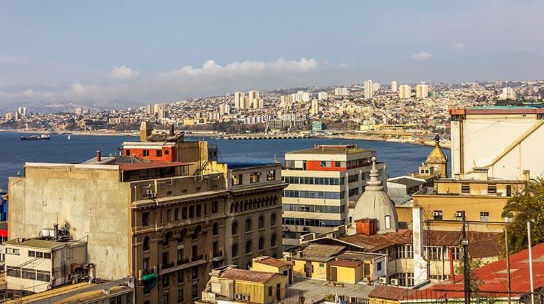Free Walking Tour em Valparaíso