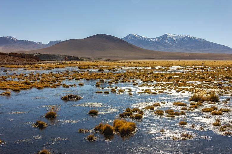 agência no Atacama