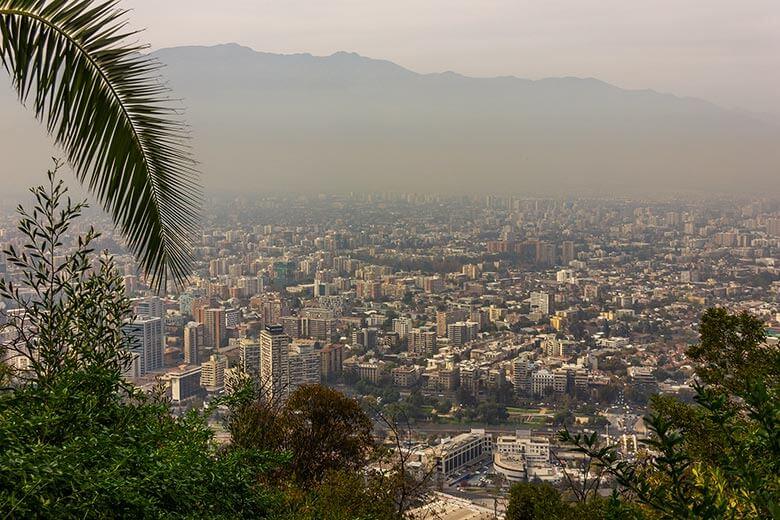Cerro San Cristóbal - dicas