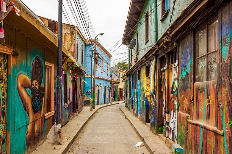 dicas de Valparaíso - Chile