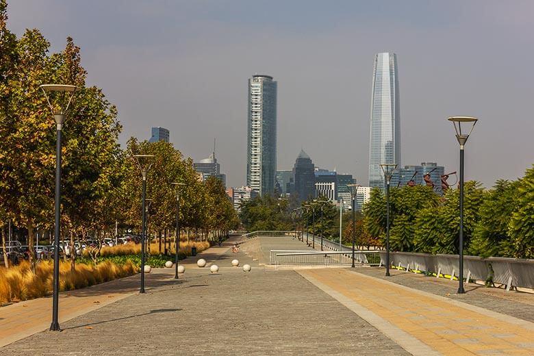 dicas de lugares para conhecer em Santiago