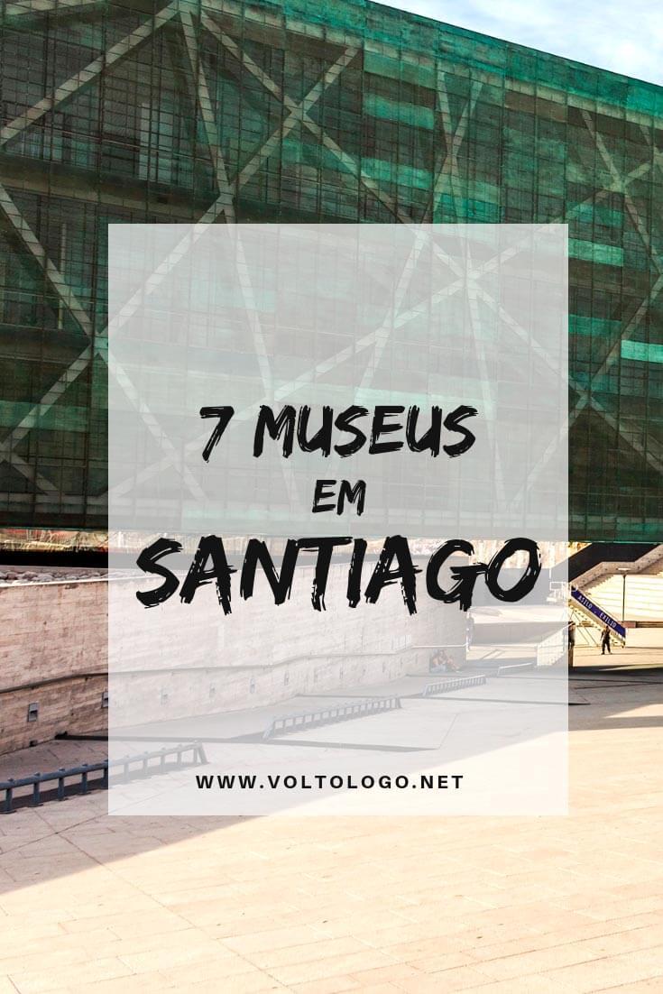 Melhores museus em Santiago, no Chile: Descubra quais são são os principais museus da cidade e quais deles você deve incluir no seu roteiro cultural pela capital chilena. (Muitos são gratuitos!)