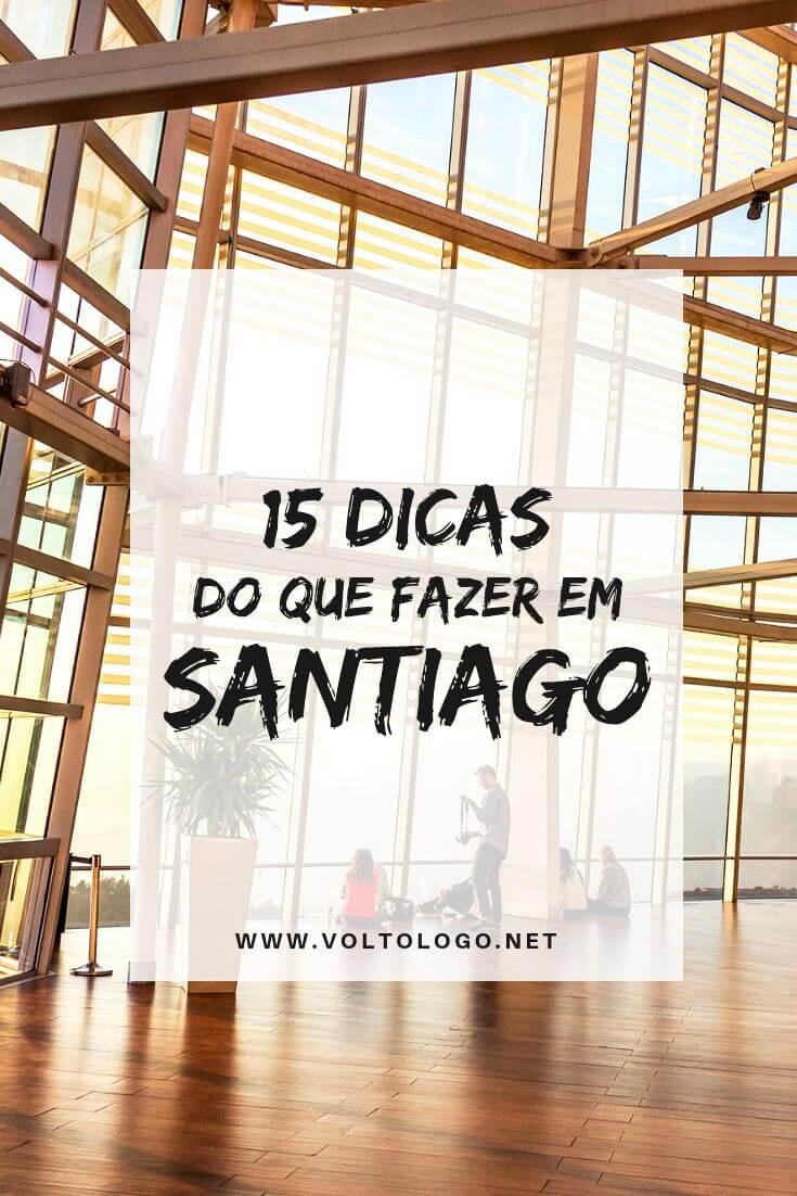 O que fazer em Santiago, no Chile: Descubra quais são as principais atrações, pontos turísticos, passeios, museus, lugares para conhecer, e como organizar tudo isso no seu roteiro de viagem!