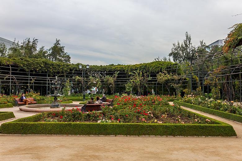 Parque Araucano - dicas