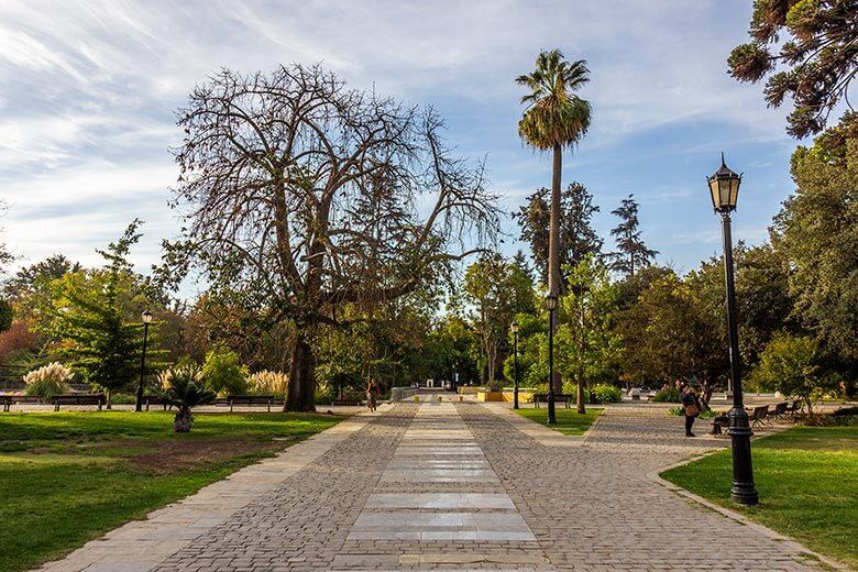 Parque Quinta Normal - dicas