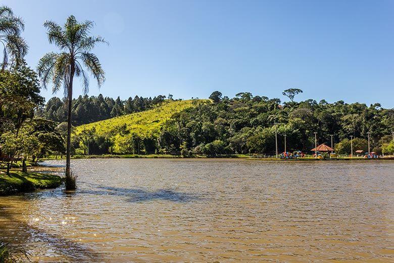 Parque Represa Dr Jovino Silveira - dicas