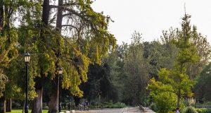 dicas de parques em Santiago, no Chile