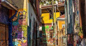 viagem a Valparaíso - dicas