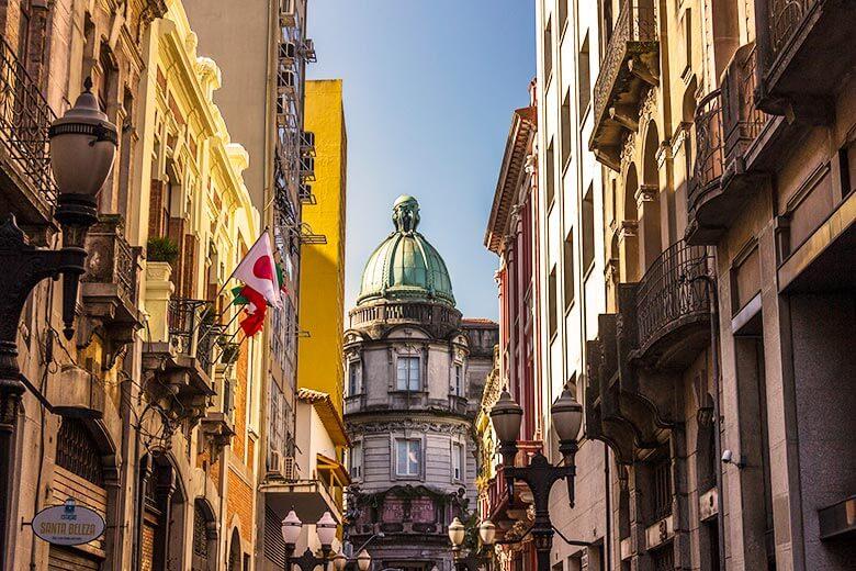 centro histórico de Santos - dicas