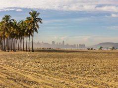 melhores praias de Santos - dicas