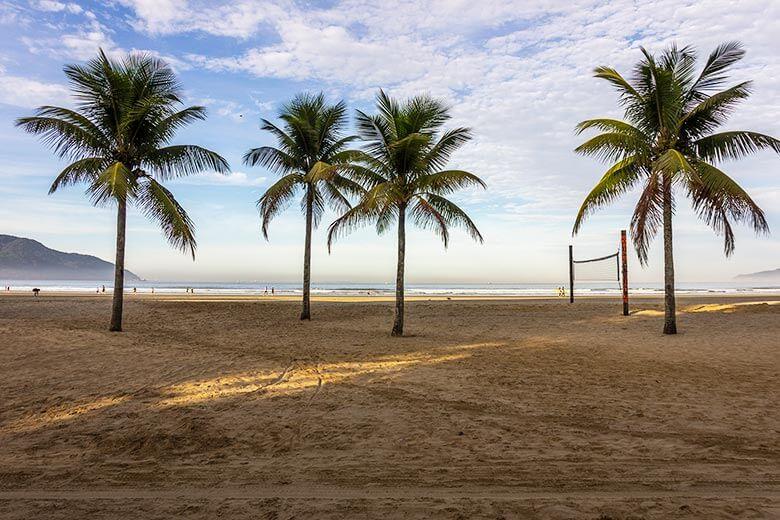Praia do Boqueirão - Santos