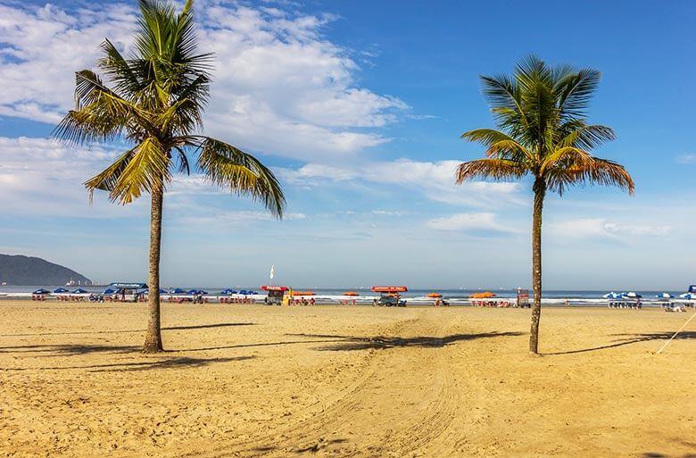 Praia da Pompéia - Santos