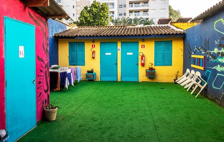lugares baratos para ficar em Santos