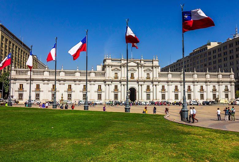 melhor city tour em Santiago
