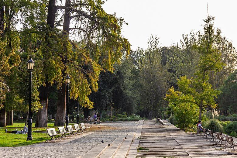 clima em Santiago - melhor época para viajar