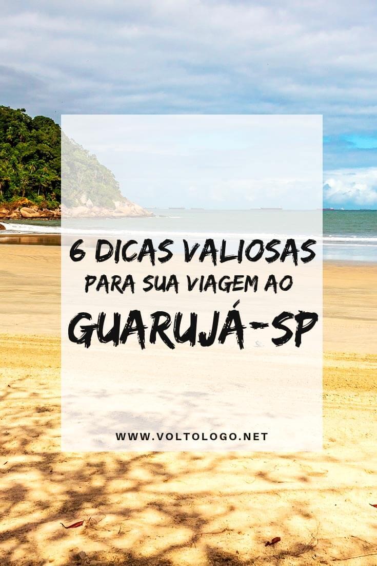 Viagem ao Gurujá, no litoral de São Paulo: Dicas para você organizar as suas férias. (Descubra quando ir, como chegar de ônibus, o que fazer, onde se hospedar e onde comer!)