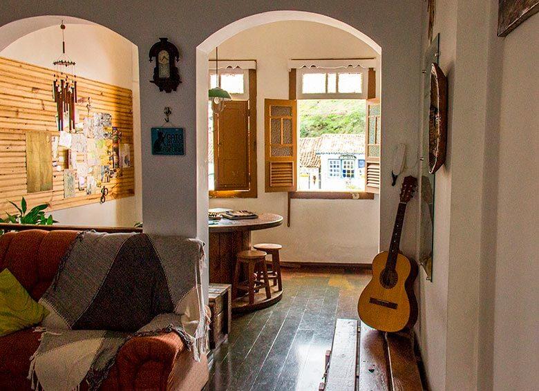 hostels em Ouro Preto - preço