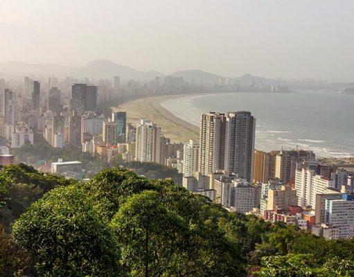 dicas de onde ficar em Santos