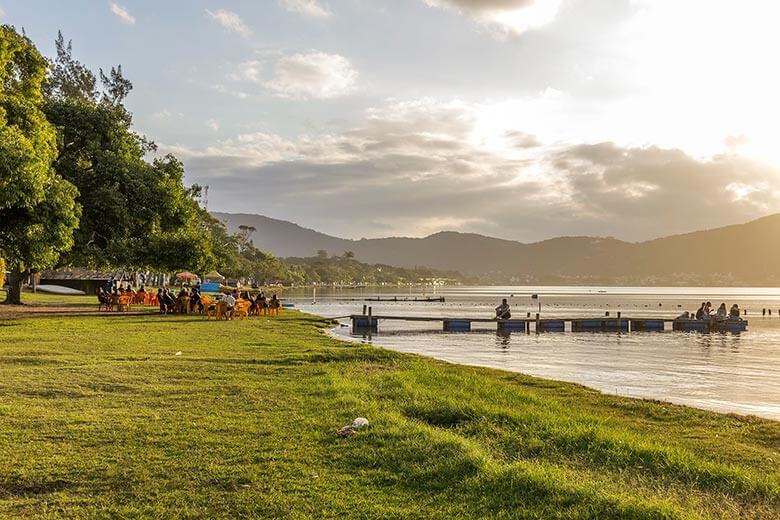 pousadas na Lagoa da Conceição em Floripa