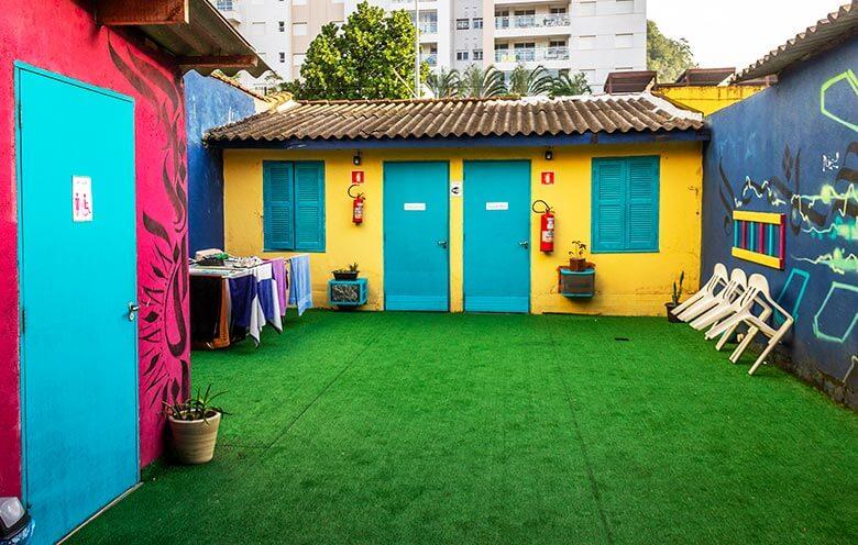 dicas de lugares para ficar em Santos