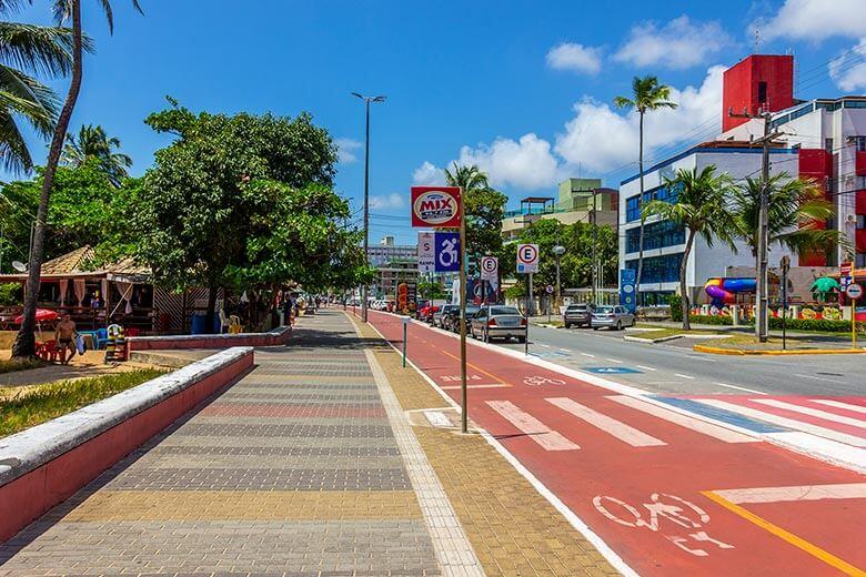 melhores bairros em João Pessoa