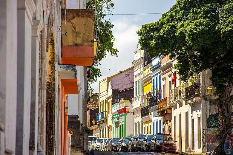 melhores bairros para ficar em Olinda